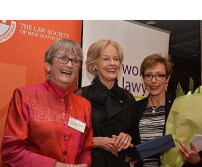 NSW Women Lawyers' Achievement Awards